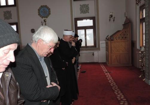 Muftija tuzlanski boravio u Bijeljini