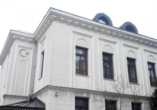 Susret muftije tuzlanskog i episkopa zvorničko-tuzlanskog u Bijeljini