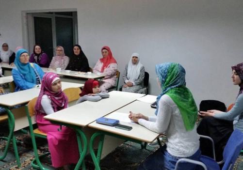 Predavanja za žene