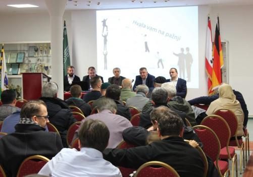 Posjeta IKB-u: Imami Medžlisa Janja i Bijeljina
