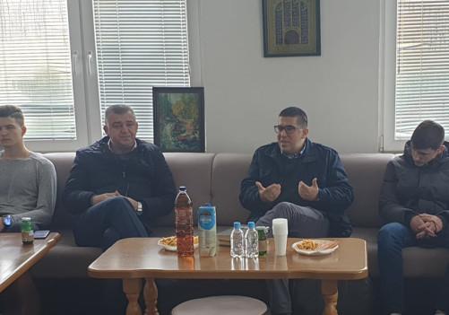 Drugo predavanje kursa islama za srednjoškolce u Janji