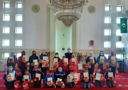 22 polaznika mekteba naučili arapsko pismo-sufaru