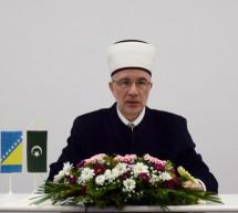 Ramazanska poruka i čestitka muftije tuzlanskog Vahid-ef. Fazlovića
