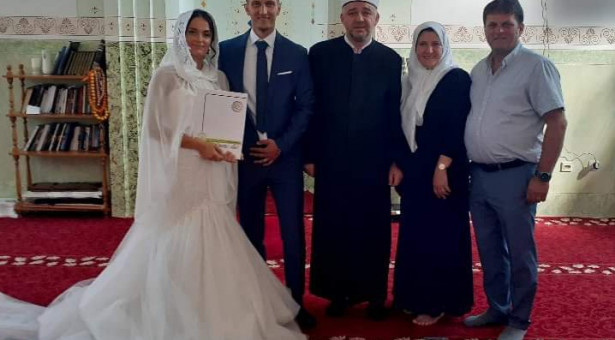 Šerijatsko vjenčanje