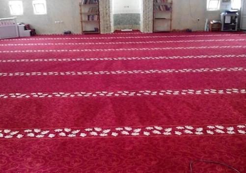 Novi tepisi u Atik džamiji