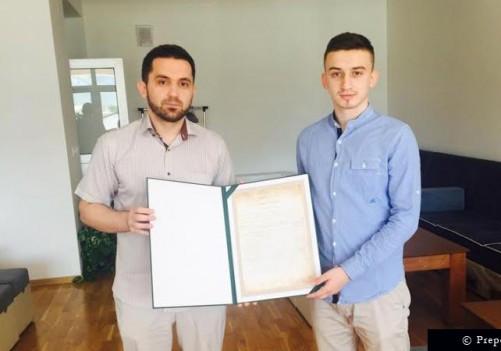 Hafizu Suadu Goduševiću uručena idžazetnama i za Šu'betov rivajet