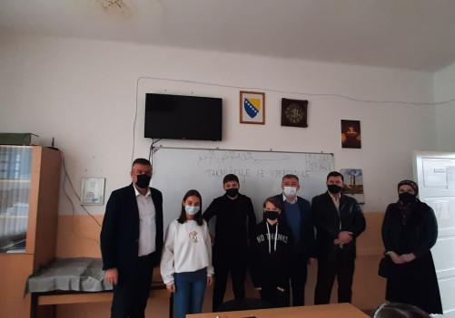 Takmičenje iz Islamske vjeronauke održano za područje Grada Bijeljina