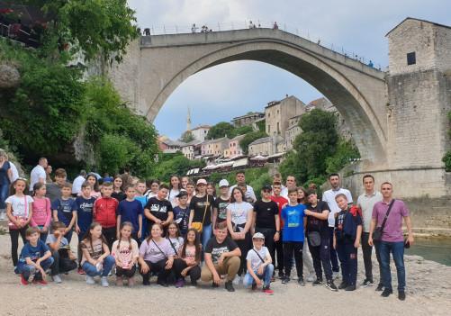 Mektebska ekskurzija u Mostar, Blagaj i Sarajevo