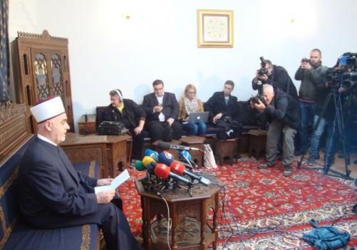 Bajramska čestitka Reisu-l-uleme Huseina ef. Kavazovića
