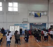 """Sportsko-edukativni susreti """"25. novembar"""" za djevojke u Srebreniku"""
