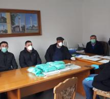 Uručene zaštitne maske od Ćoralić Amira