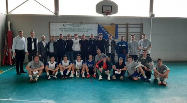 """Peti sportsko-edukativni susreti """"1. mart"""" za mlade Muftiluka tuzlanskog"""